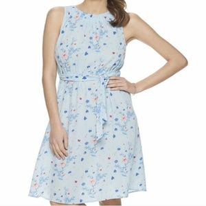 Juicy Couture Cinched Sleeveless Dress